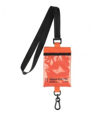 Чехол для документов HERON PRESTON. Цвет: оранжевый
