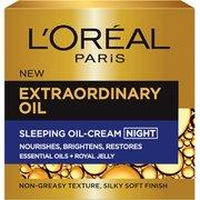 Ночной крем-масло для лица Extraordinary Oil Sleeping Night Cream (50 мл) L'Oréal Paris