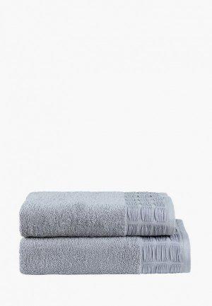 Набор полотенец Mia Cara Дюны 50х90 см, 70х140 см