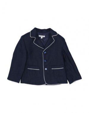 Пиджак BABY GRAZIELLA. Цвет: темно-синий