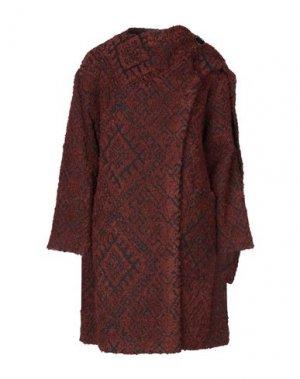 Пальто ATTIC AND BARN. Цвет: ржаво-коричневый