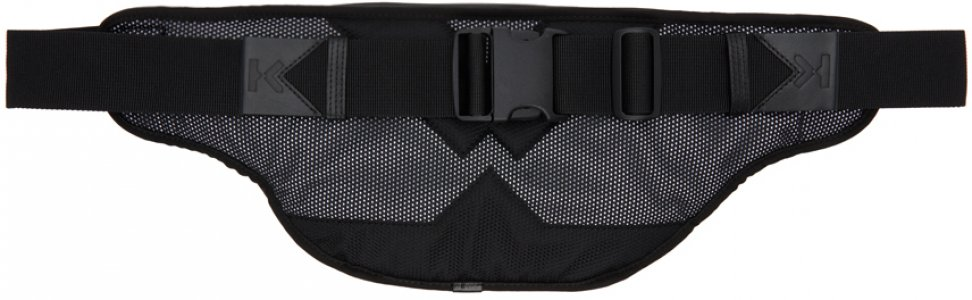 Black Large Sport Bum Bag Kenzo. Цвет: 99 black