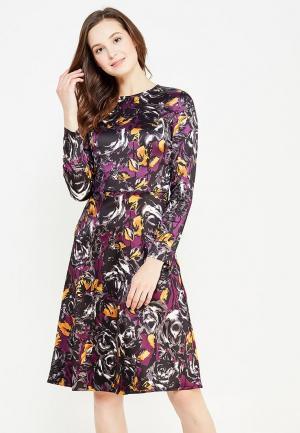 Платье Imago. Цвет: разноцветный