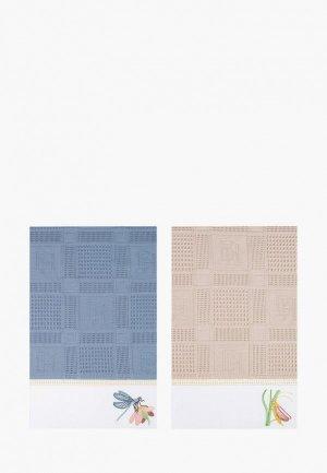 Набор полотенец кухонных Bellehome Bright Wings, 40х70 см
