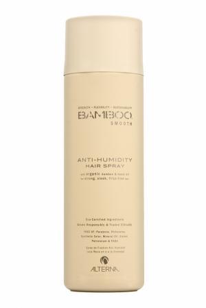 Полирующий лак для волос Bamboo Smooth Anti-Humidity 250ml Alterna. Цвет: multicolor