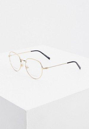 Оправа Givenchy GV 0138 J5G. Цвет: золотой