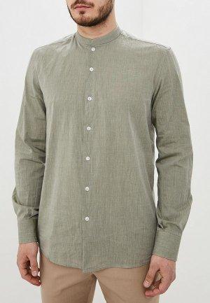 Рубашка Adolfo Dominguez. Цвет: хаки