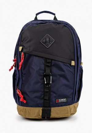 Рюкзак Element CYPRESS BPK. Цвет: синий
