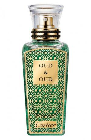 Духи Oud & Fieur de Desert Cartier. Цвет: бесцветный