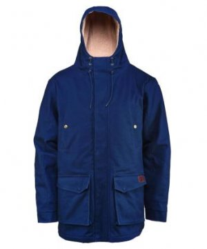 Куртка Kenbridge Dickies. Цвет: темно-синий