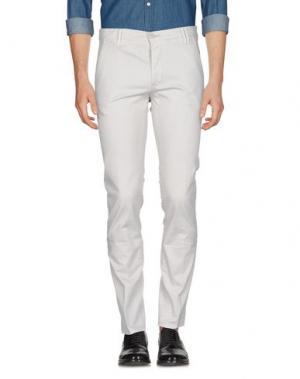 Повседневные брюки BEVERLY HILLS POLO CLUB. Цвет: светло-серый