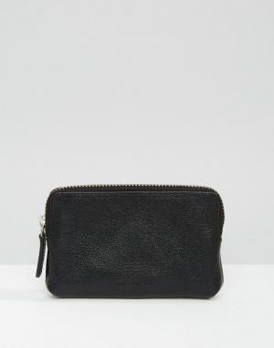 Черный кошелек для мелочи Fuze Royal RepubliQ. Цвет: черный