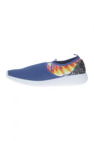 Прогулочная обувь Silvian Heach. Цвет: синий, мульти