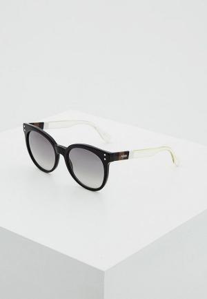 Очки солнцезащитные Fendi FF 0083/S E6I. Цвет: черный
