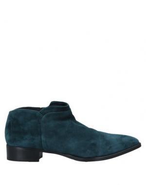 Ботинки ALBERTO FERMANI. Цвет: цвет морской волны