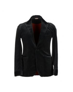 Пиджак OLIVER SPENCER. Цвет: стальной серый