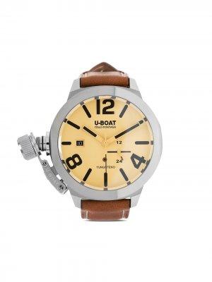Наручные часы 8071 Classico Tungsteno 45 мм U-Boat. Цвет: желтый