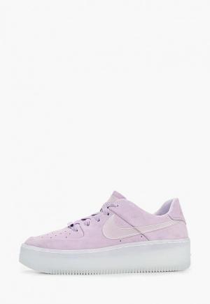 Кеды Nike Air Force 1 Sage Low LX Womens Shoe. Цвет: розовый