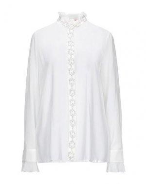 Pубашка GIAMBATTISTA VALLI. Цвет: белый
