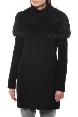 Пальто Prada. Цвет: черный