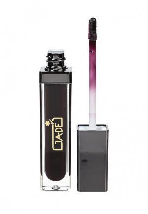 Блеск для губ Ga-De CRYSTAL LIGHTS №524, 6 мл. Цвет: фиолетовый