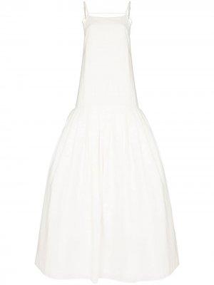 Свадебное платье La robe Amour Jacquemus. Цвет: белый