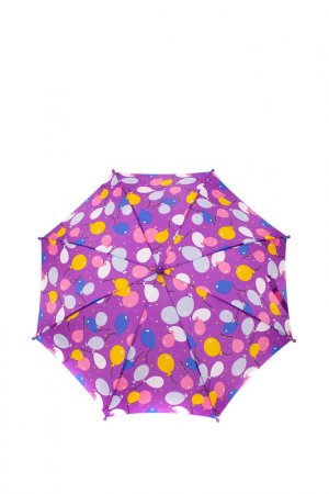 Зонт Zemsa. Цвет: фиолетовый