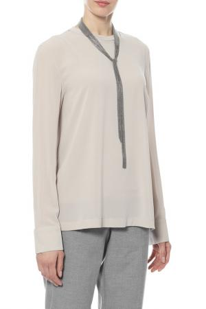 Блуза Brunello Cucinelli. Цвет: 2613