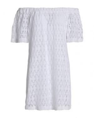 Короткое платье A.L.C.. Цвет: белый