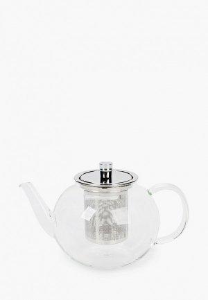 Чайник заварочный Walmer VISCOUNT, 1 л.. Цвет: прозрачный