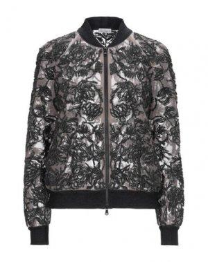 Куртка BRUNELLO CUCINELLI. Цвет: серый