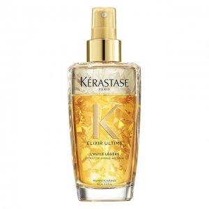Двухфазное масло-спрей для тонких и нормальных волос Elixir Ultime Kerastase. Цвет: бесцветный