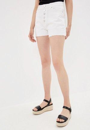 Шорты джинсовые Q/S designed by. Цвет: белый