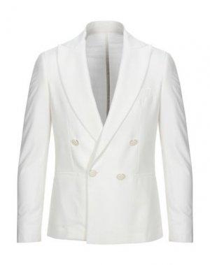 Пиджак I'M BRIAN. Цвет: белый