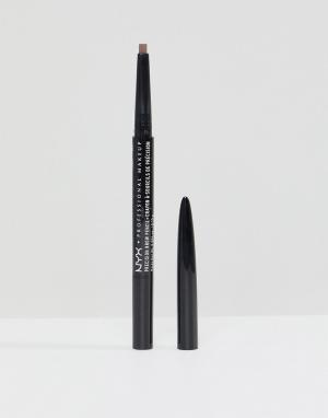 Карандаш для бровей -Коричневый цвет NYX Professional Makeup