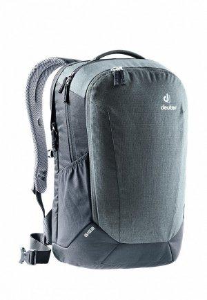 Рюкзак Deuter Giga Graphite/Black. Цвет: серый