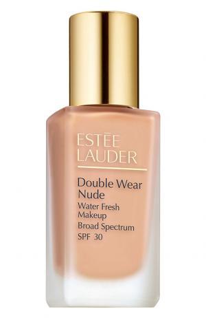 Тональный флюид Double Wear Nude SPF30, оттенок 1C1 Cool Bone Estée Lauder. Цвет: бесцветный