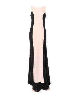 Длинное платье RINASCIMENTO. Цвет: светло-розовый