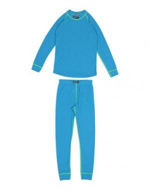 Спортивный костюм CRAFT. Цвет: лазурный