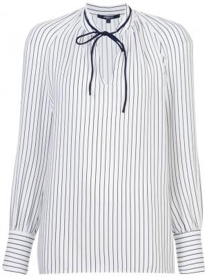 Блузка с завязками Derek Lam