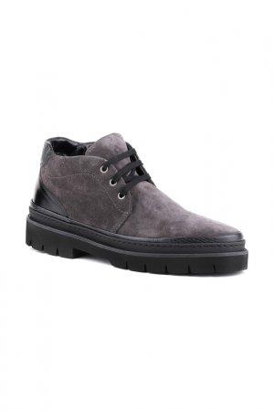 Ботинки Gianfranco Butteri. Цвет: серый