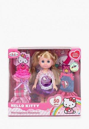 Кукла Карапуз «Машенька», h 12 см. Цвет: разноцветный