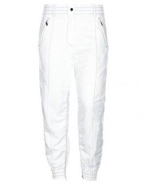 Повседневные брюки DEREK LAM 10 CROSBY. Цвет: белый