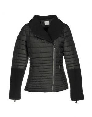 Куртка ROMEO GIGLI SPORTIF. Цвет: черный