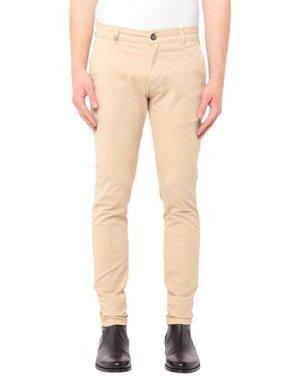 Повседневные брюки BEVERLY HILLS POLO CLUB. Цвет: песочный