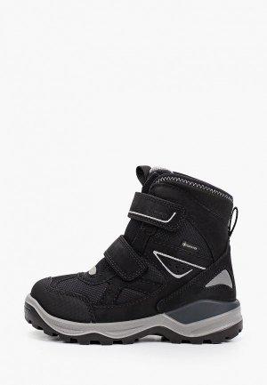 Ботинки Ecco SNOW MOUNTAIN. Цвет: черный