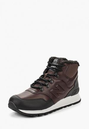 Кроссовки New Balance 755. Цвет: коричневый
