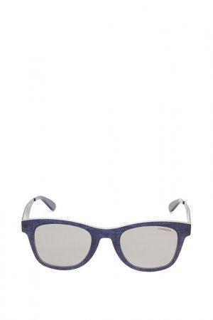 Очки солнцезащитные с линзами Carrera. Цвет: ftz синий