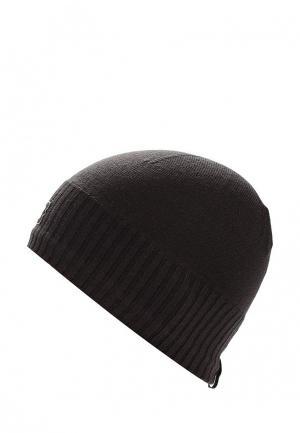 Шапка Under Armour Reflective Knit Beanie. Цвет: черный