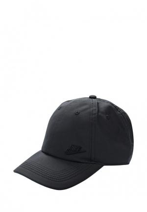 Бейсболка Nike UNISEX SPORTSWEAR H86 CAP. Цвет: черный